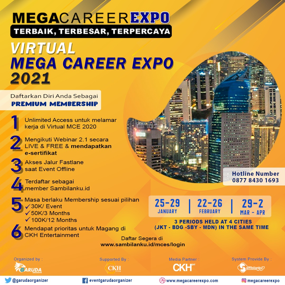 Banner Mega Career Expo 1