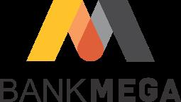Company Logo - PT. Bank Mega, Tbk